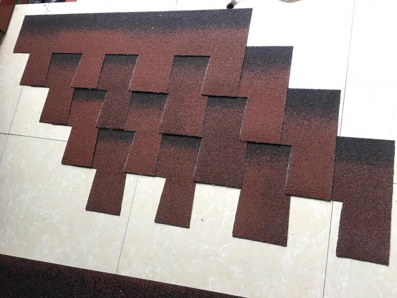 ngói phủ đá lợp mái chất lượng bảo hành 30 năm