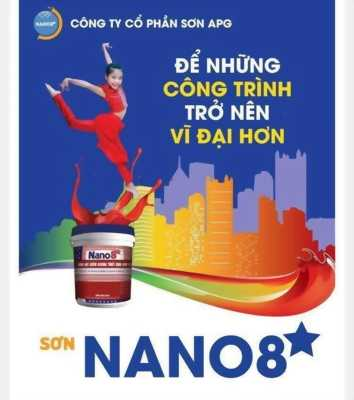 Cần tuyển đối tác , nhà phân phối sơn NaNo8* tại Cần Thơ