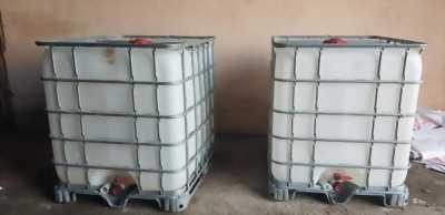 bán nhanh thùng nhựa 1000 lít giá bao rẻ