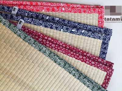 Chiếu cói, chiếu cói tatami, chiếu cói tatami Nhật Bản