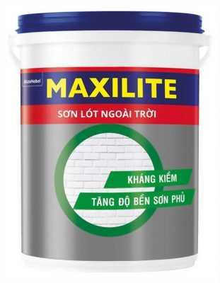 Sơn nước trong nhà Maxilite Smooth ME5 18lit