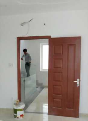 Cửa gỗ công nghiệp cho công trình,cho cửa phòng ngủ