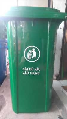 Thùng rác Thái lan 240L hàng nhập khẩu giá chỉ 850k