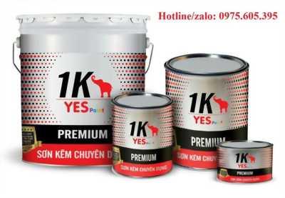 Chuyên cung cấp sơn kẽm chuyên dụng 1K Yespaint cho đại lý, công trình