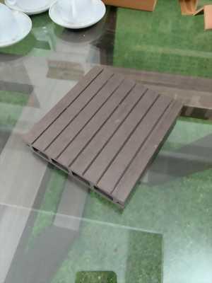 Sàn gỗ nhựa ngoài trời ecowood!