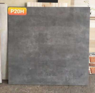 Gạch Lát Nền 60x60 Màu Xám Đen