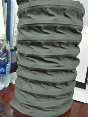 Ống gió mềm vải Fiber D200(mm)  Giá cạnh tranh Quận 7