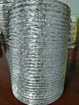 Ống gió mềm nhôm 4 lớp D150(mm) - Chất lượng cao