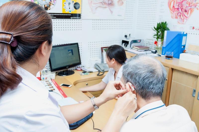 Chế độ bảo hành, bảo dưỡng, sửa chữa máy trợ thính