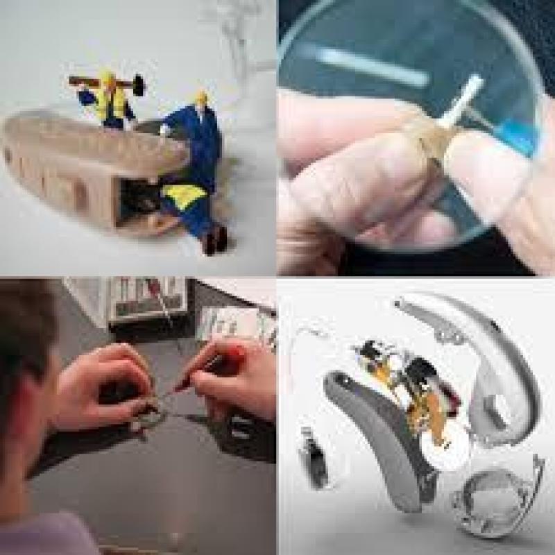 Sửa chữa – Bảo dưỡng máy trợ thính.