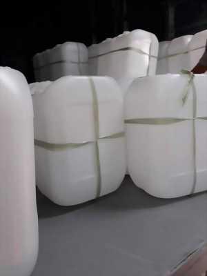 Cung cấp can nhựa 25 lít đựng hóa chất, can 25lit