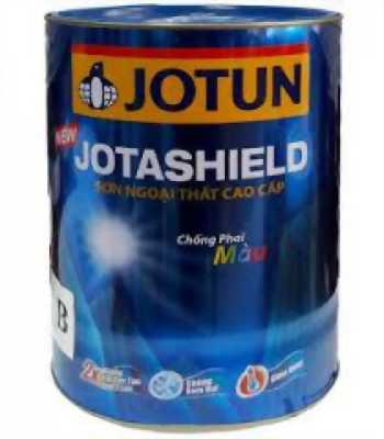 Sơn Jotashield bền màu tối ưu