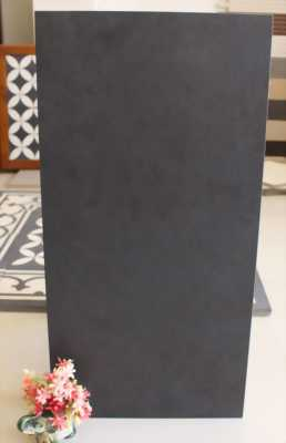 Gạch Vân Xi Măng Màu Đen