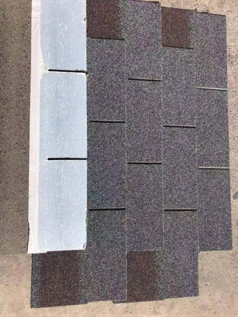 ngói phủ đá bitum sản xuất theo dây chuyền công nghệ cao