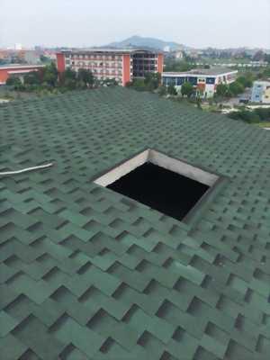 Ngói chống thấm nước chống rêu mốc ở Thái Nguyên