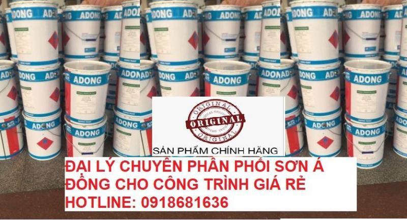 Nhà cung cấp sơn á đông chính hãng, phân phối sơn epoxy á đông tại bình dương