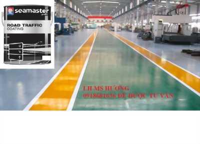 Cửa hàng chuyên bán sơn kẻ vạch seamaster 6200 tại Bình Dương