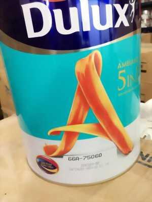 nhà phân phối sơn dulux 5in1