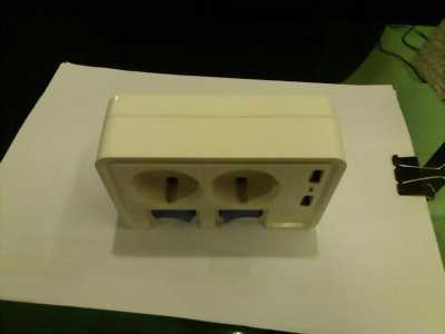 Ổ CẮM ĐIỆN ĐA NĂNG 2 CỔNG USB DOSEL HÀN QUỐC
