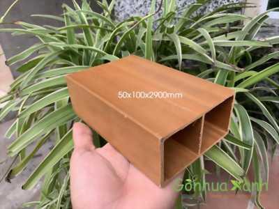 Hệ lam gỗ nhựa trang trí