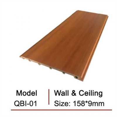 Tấm ốp tường gỗ nhựa