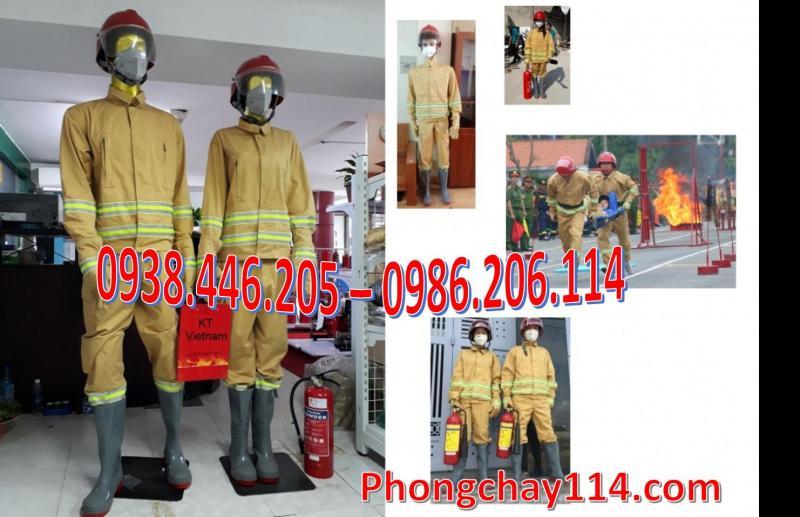 Quần áo chữa cháy theo thông tư 48 giá rẻ nhất tại tp HCM, gọi là có ngay !!!!
