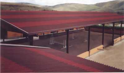 Vật liệu lợp nhập khẩu từ thổ nhỹ kỳ chống nóng chống rêu