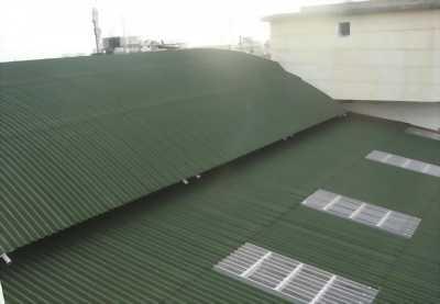 VẬT liệu lợp bitum dành cho các công trình công nghiệp nhà xưởng