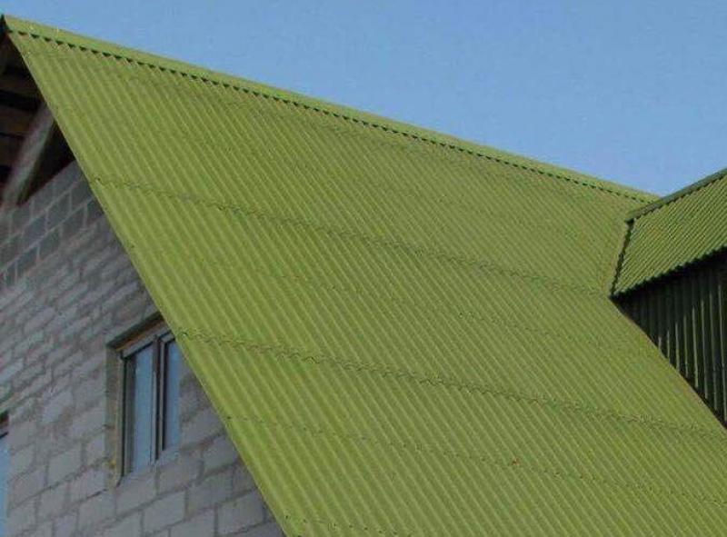 tấm lợp sinh thái corrubit mang lại cho ngôi nhà không ồn không nóng bảo hành 15 năm