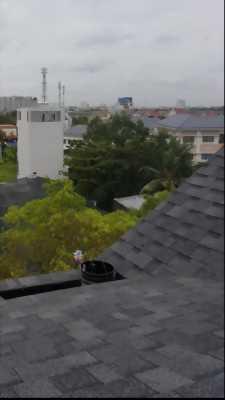 ngói bitum dùng cho mái nhà biệt thự,mái nhà liền kề sản phẩm bảo hành 25 năm