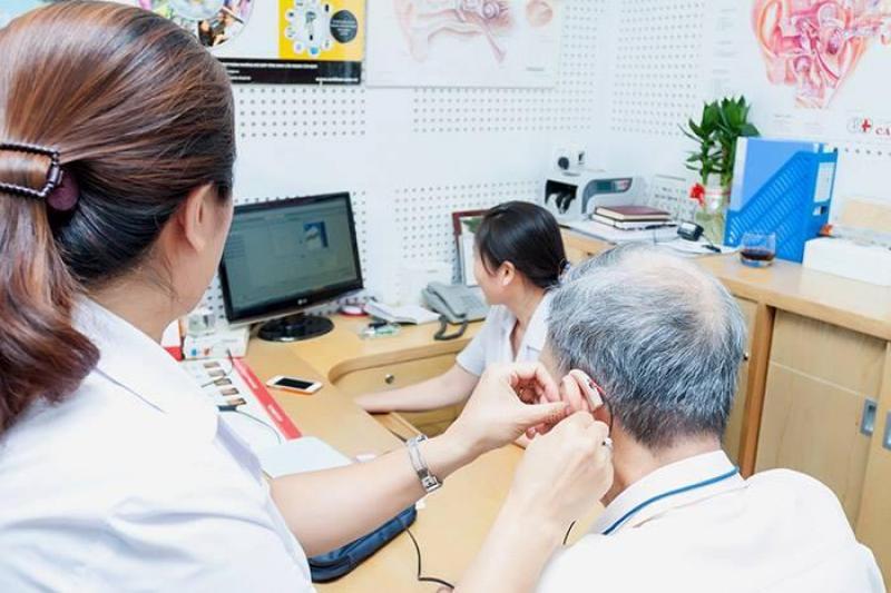 Trung tâm trợ thính Thanh Hóa