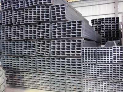 (6000mm), thép hộp 100x100, mạ kẽm 100x100x4