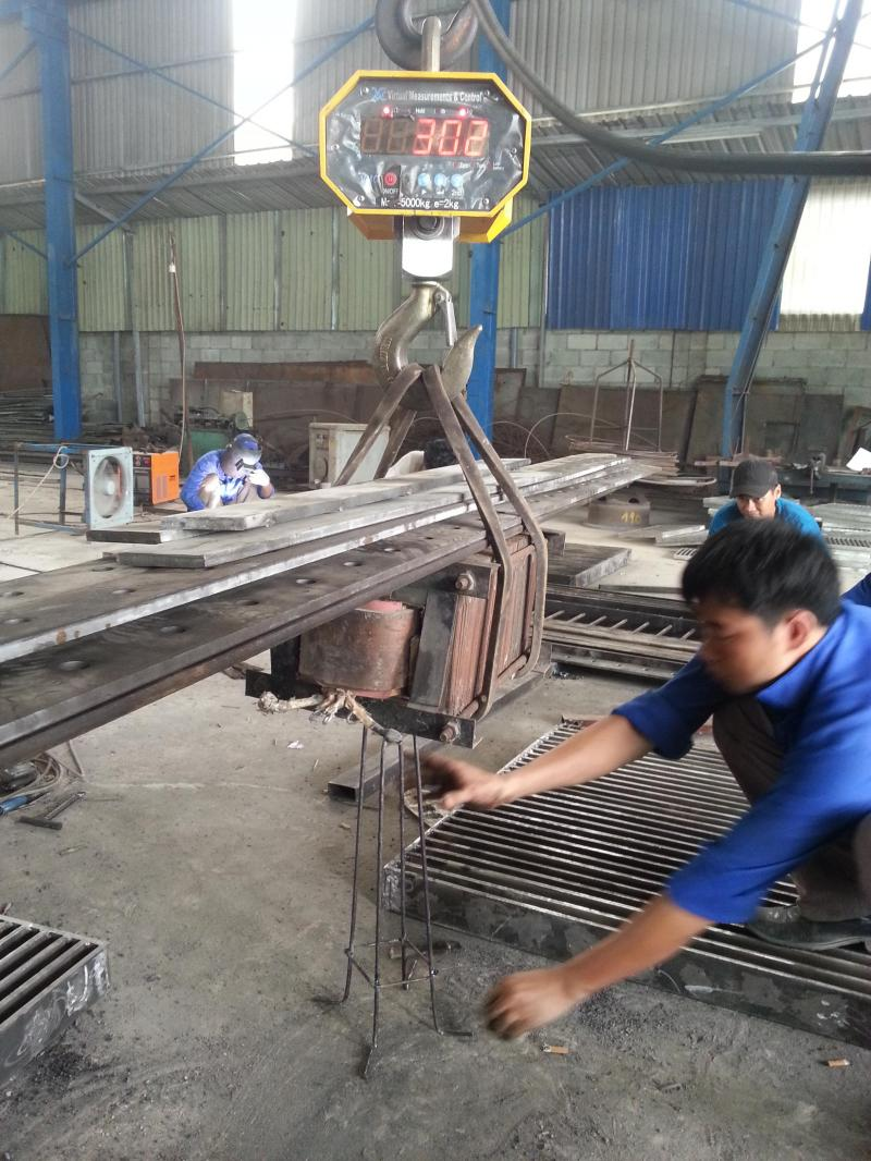 Cung cấp cáp dự ứng lực đổ bê tông - kê lưới thép hàn