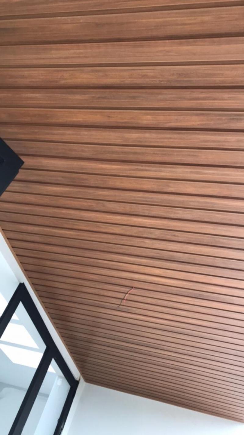 Tấm ốp tường trần từ gỗ nhựa Composite cho trang trí nội ngoại thất