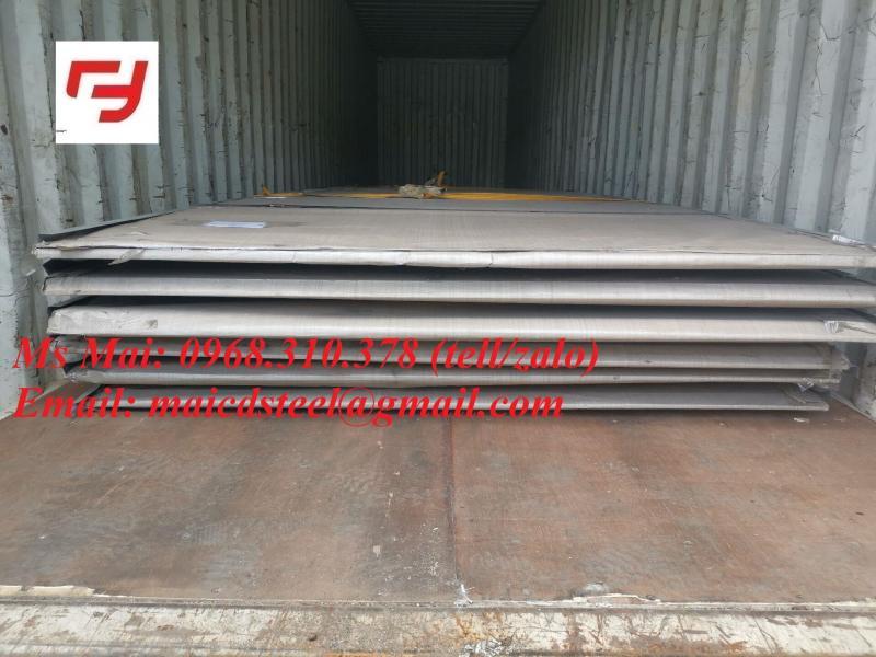 Tấm inox sus321 giá trực tiếp tại nhà máy thép Fengyang