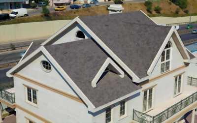 Ngói siêu nhẹ dán trên mái bê tông chất lượng tốt nhất