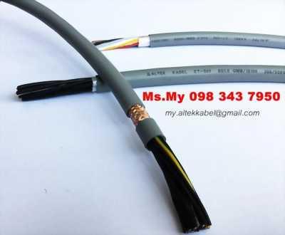 Chuyên cung câp cáp điều khiển cáp điều khiển cáp tín hiệu