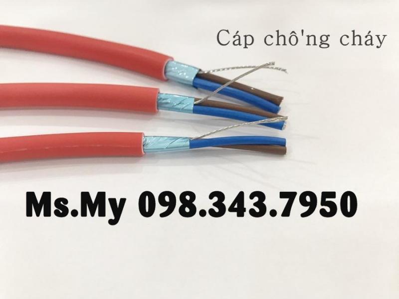 Cáp chống cháy Altek Kabel 2x1.5mm