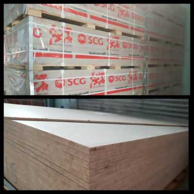 Tấm xi măng dăm gỗ Cement board, Smileboard Thái Lan lót sàn giả đúc giá rẻ