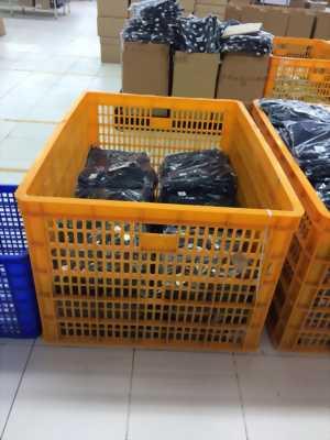 Rổ nhựa 26 bánh xe giảm giá lớn giao hàng toàn quốc