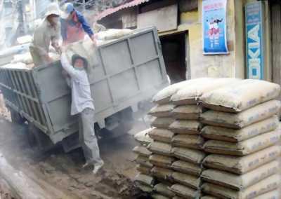 Cung cấp cát đá xây dựng bằng xe 3m3 tại Hà Nội