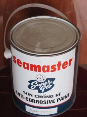 Sơn lót chống rỉ Seamaster super Glo Oxide Primer 795