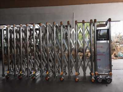 Cổng xếp inox 304 cột cờ inox 304 cao 6m 7m 8m 9m 0983064649