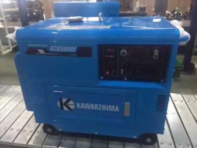Máy phát điện chạy dầu chính hãng tại Hà Nội