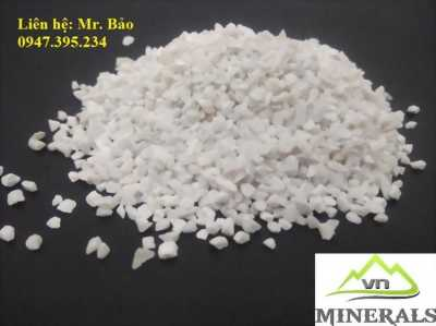 Cung cấp đá hạt 3mm-4mm dùng trong ngành sản xuất gạch terrazzo