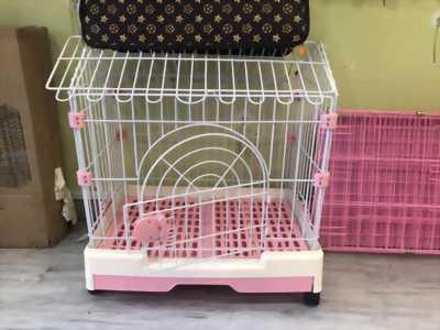 Chuồng thú cưng mới mua chưa sử dụng cần bán