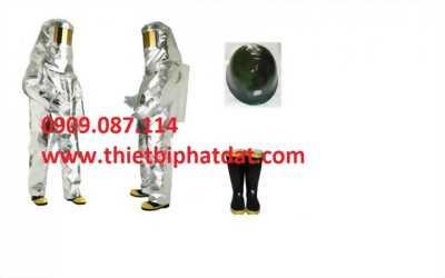 Quần áo tráng nhôm chịu nhiệt 300 độ - 0909.087.114
