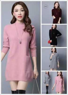 Váy len cao cấp Quảng Châu