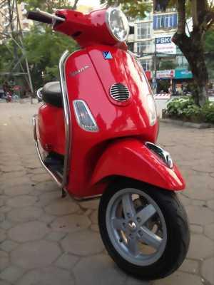 Bán xe Vespa Lx đỏ chính chủ nguyên bản đời 2011