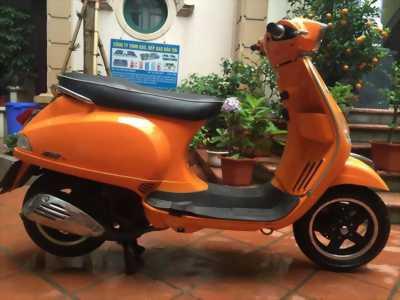 Piaggio Vespa S 125ie màu cam mua mới đăng kí 2013 huyện phú riềng